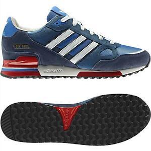Adidas-Originals-ZX-750-Baskets-Homme-Baskets-Retro-Chaussures-Comfy-Cornicule