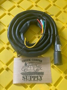 """Lance Camper 6 wire Plug -  """" CAMPER SIDE """" harness OEM New FAST SHIPPING"""