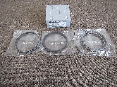 NISSAN SILVIA S14 SR20DET RING SET 0.20 OVERSIZE 12035-53J20 Tokyo jdm spares 2u