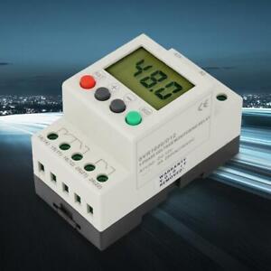 D12-AD48-AD220-Aria-Condizionata-corrente-continua-24V-48V-50-60Hz-Motore-a-rele-SVR1000-Protettore