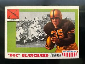 1955-TOPPS-DOC-BLANCHARD-59-ROOKIE-CARD-RC