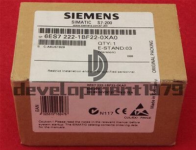 1PC New Siemens  6ES7222-1HF22-0XA0 6ES7 222-1HF22-0XA0 #RS8