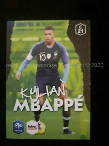 Panini-mbappe-psa-10-France-rare-rookie-card-limited-edition-euro-2020-new