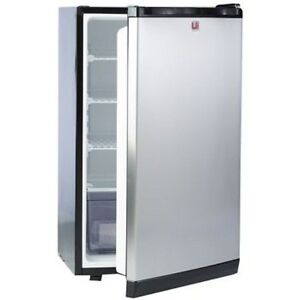 Image Is Loading Urban Islands Stainless Steel Refrigerator By Bull Outdoor