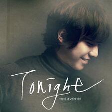 Lee Seung Gi - Tonight (5th Album) CD