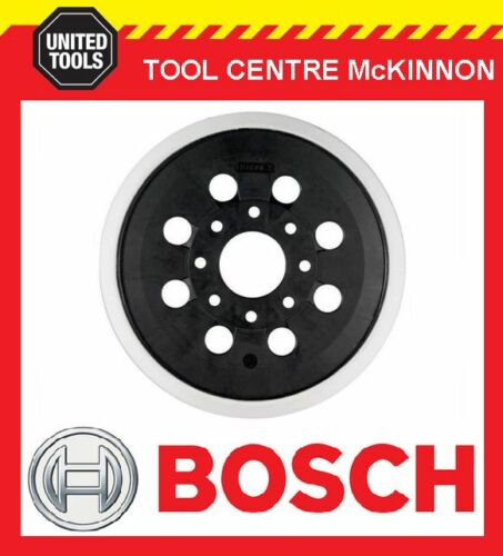 BOSCH GEX 125-1 AE SANDER REPLACEMENT 125mm BASE PAD