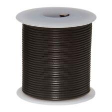 26 Awg Gauge Stranded Hook Up Wire Black 100 Ft 00190 Mil Spec 600 Volts