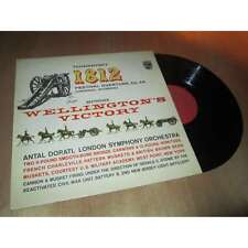 ANTAL DORATI & LSO tchaikovsky / beethoven PHILIPS SAL 3461 Lp 1960