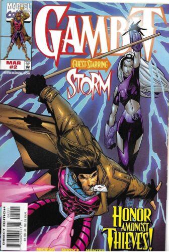 Gambit #2 March 1999 mint