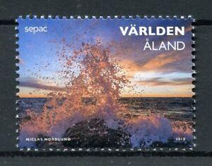 Aland-2018-Gomma-integra-non-linguellato-spettacolari-Vedute-sepac-1-V-Set-TURISMO-paesaggi-natura
