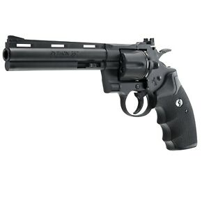 Umarex-Colt-6-034-Python-177-CO2-Air-Gun-Black-2254040
