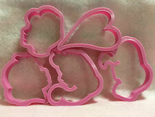 Princess Snow White Cookie Cutter Mold Cupcake Birthday Favor