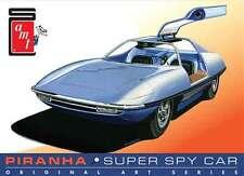 2015 amt 1/25 #916 PIRANHA SUPER SPY CAR - ORIGINAL ART SERIES NEW IN THE BOX