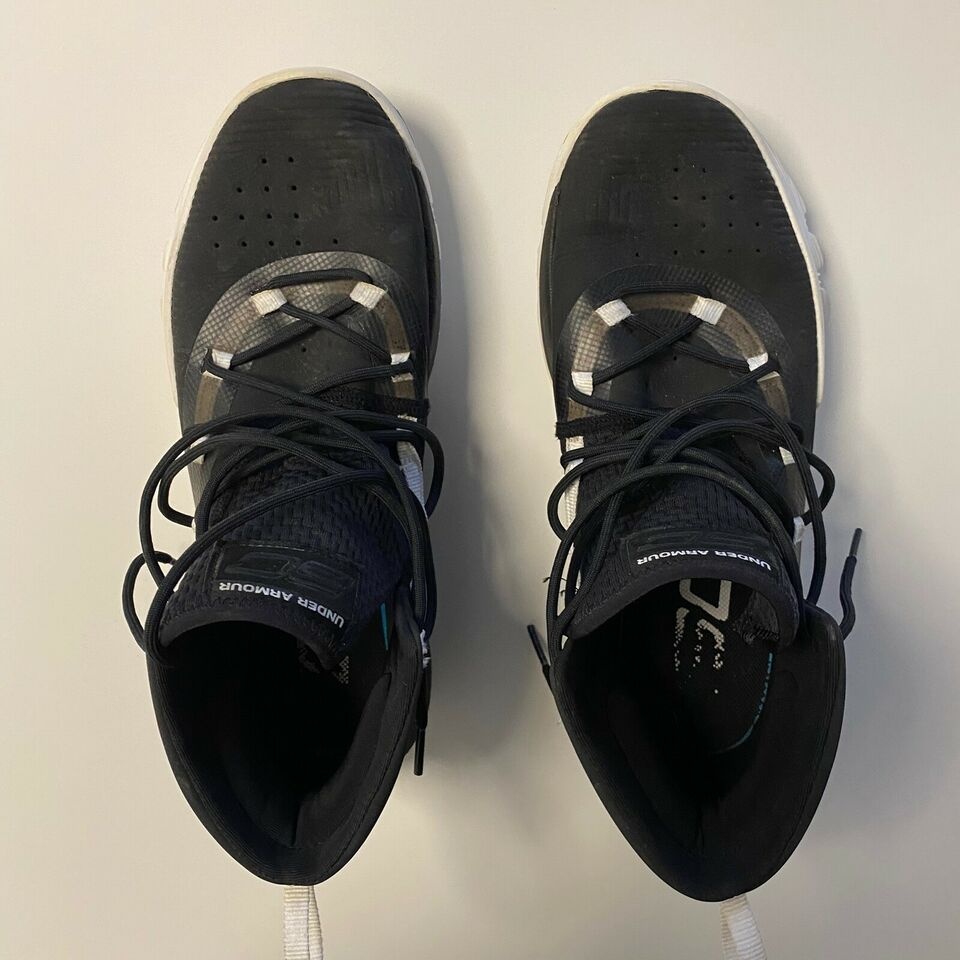 Basketstøvler, Stephen Curry basketstøvler, Under