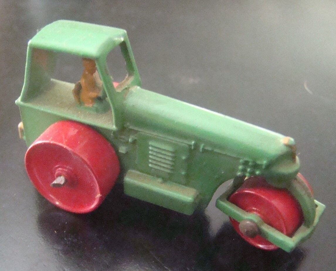 Matchbox Regular Wheel 1B Diesel Road Roller  1955