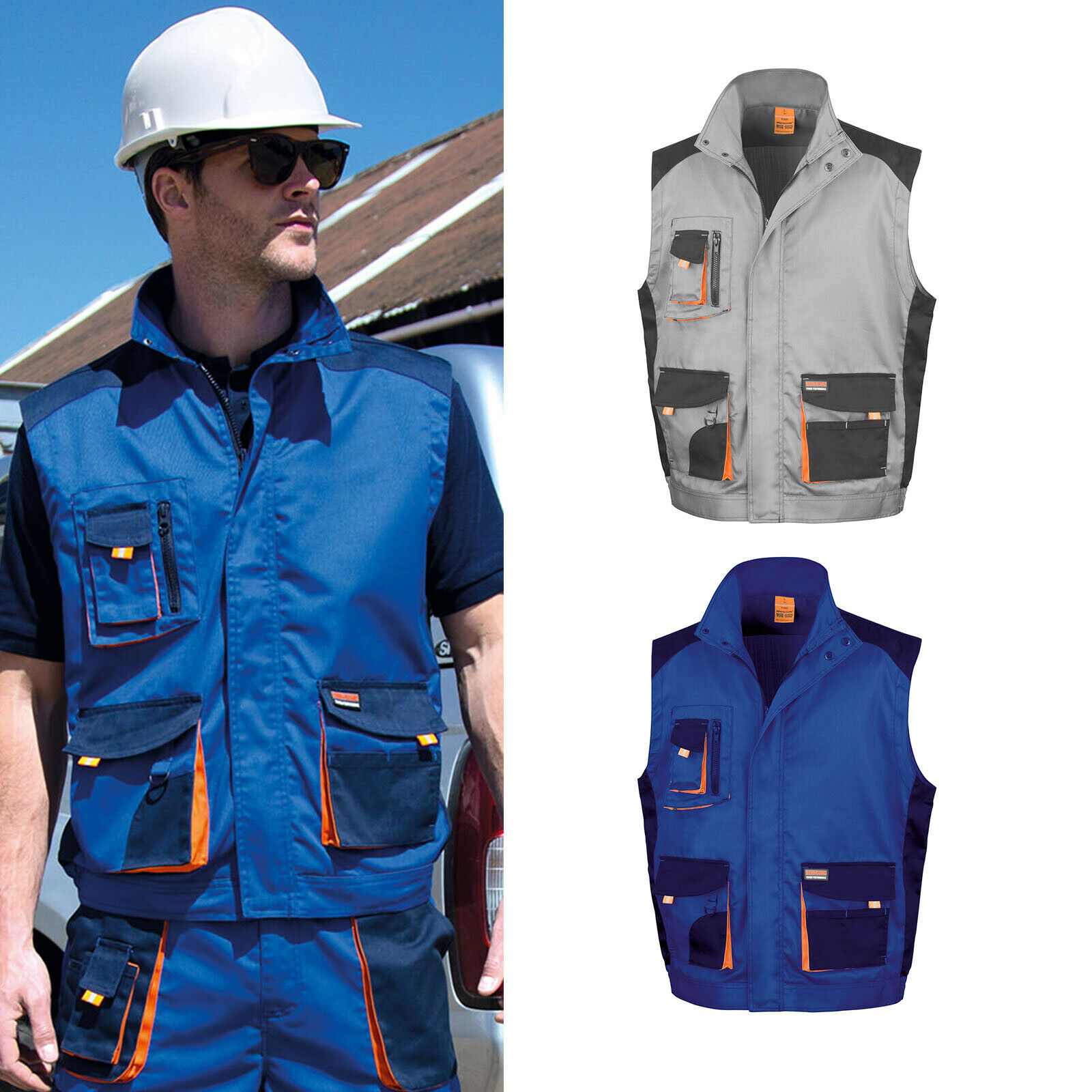 Result Work-Guard Lite Gilet R317X