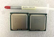 Match Pair 2 Intel Xeon L5335 2.00GHz 8MB 1333 MHz LGA771 Quad Core CPU SLAEN