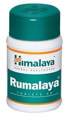 Rumalaya Tablets | Himalaya Herbals | 60 Tablets | Direct From India free ship