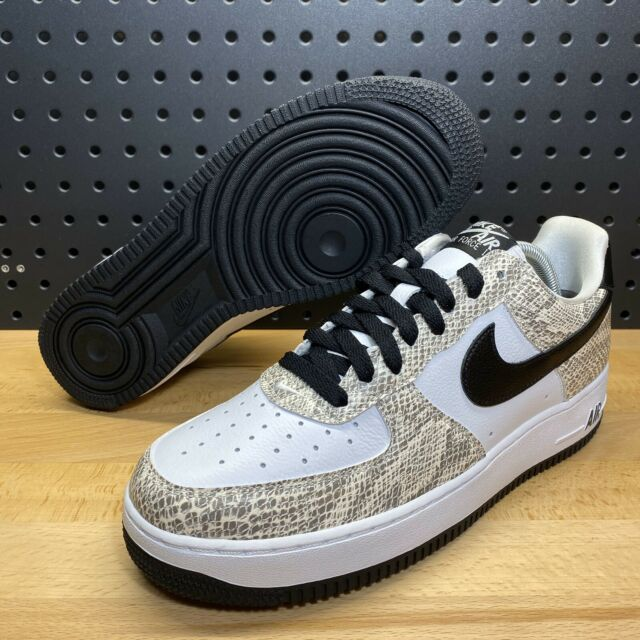 2018 Nike Air Force 1 Low 'Cocoa Snake'