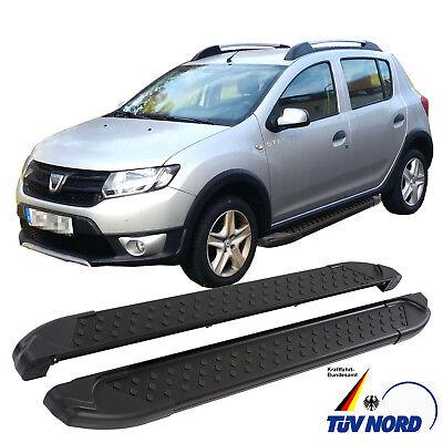 Seitenleisten-Satz für Dacia Sandero II Steilheck 5-Türer  2012