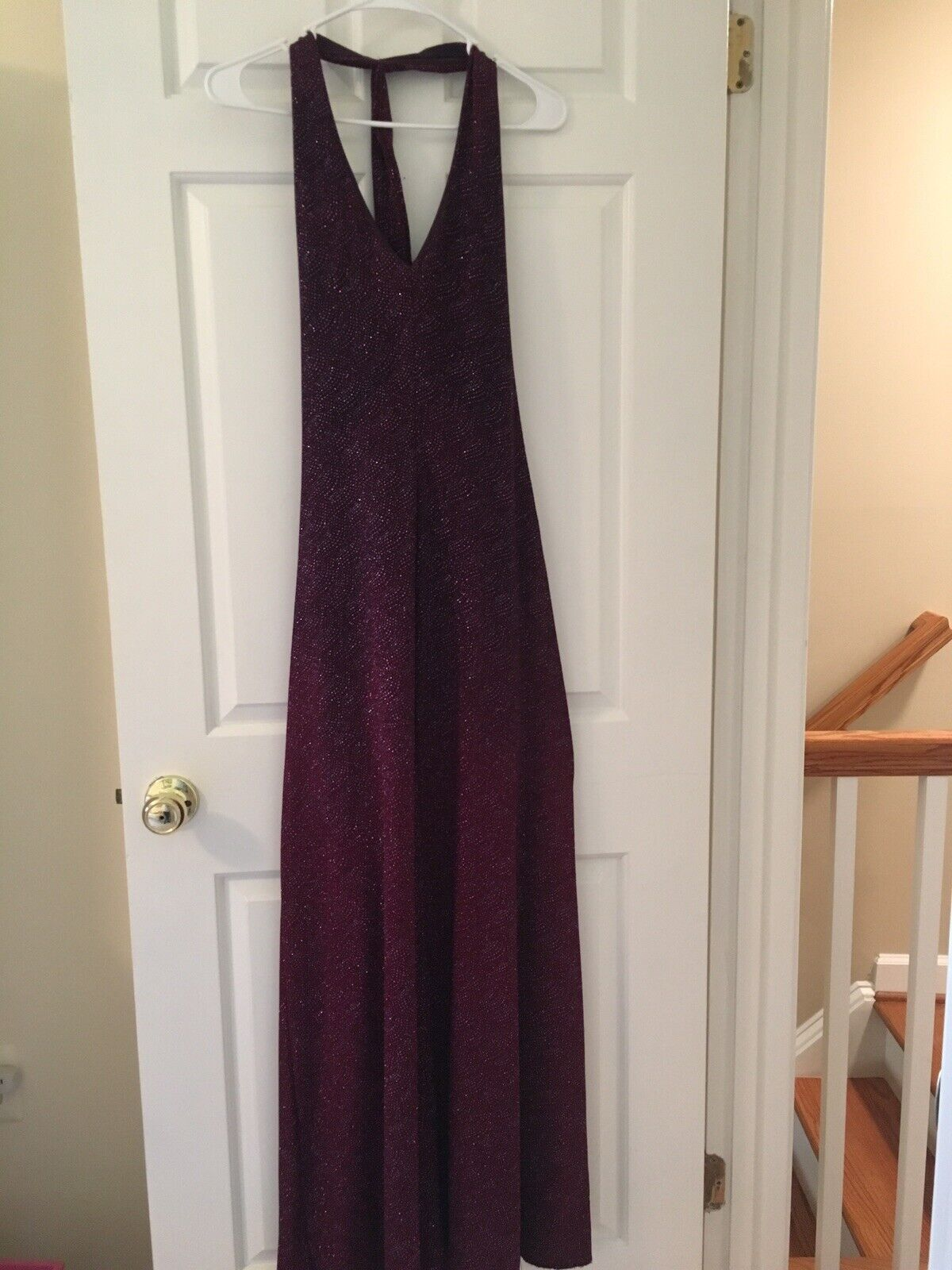 prom dresses long used