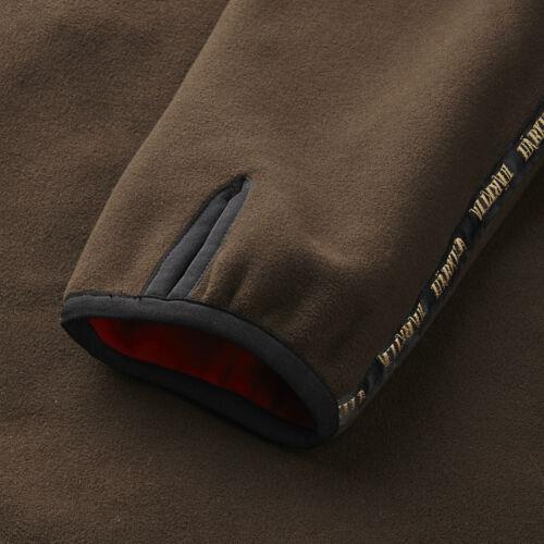 Harkila Kamko Reversible Fleece Jacket Mens Gore Windstopper