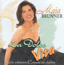 Maja Brunner - La Dolce Vita - CD NEU - Il Ritmo Dell' Amor - Amami