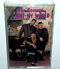 THE CONCEPT TAINT MY WORLD SEALED TAPE CASSETTE SOUL MODERN FUNK R&B lp cd 45 7""
