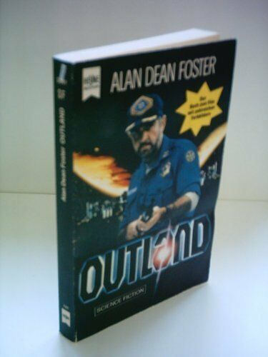 Outland by Foster, Alan Dean 0722136374 The Cheap Fast Free Post