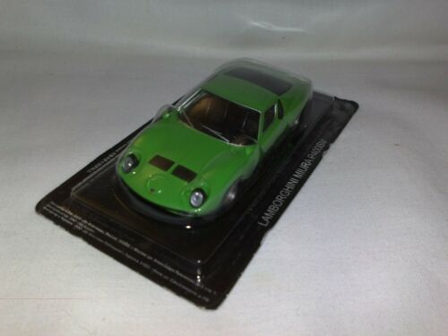 DeAgostini 1:43 Lamborghini Miura P400 SV