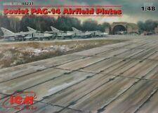 ICM 1/48 Soviet PAG-14 Airfield Plates # 48231