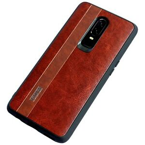 Cover-OnePlus-6-Shockproof-Shockproof-Thick-Premium-Frosted-Case-Noziroh-Leather
