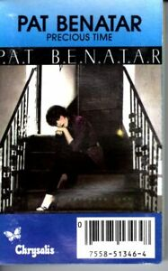 Pat-Benatar-Precious-Time-1981-Hard-Classic-Rock-Roll-Cassette-Tape-Pop