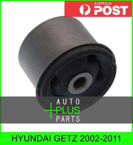 Fits HYUNDAI GETZ 2002-2011 Rubber Suspension Bush Rear Arm