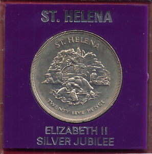 St-Helena-1952-1977-Silver-Jubilee-Queen-Elizabeth-II-Cased