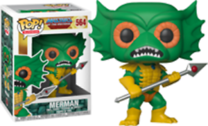 Figurine-Funko-Pop-Vinyl-Master-of-the-universe-564-Merman-Neuf