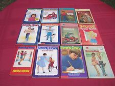 FUN LOT OF 12 CHILDRENS CHAPTER BOOKS BEST TITLES BY BEVERLY CLEARY RAMONA MOR