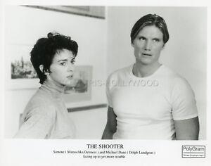 Maruschka-detmers-dolph-lundgren-the-shooter-1995-vintage-original-photo