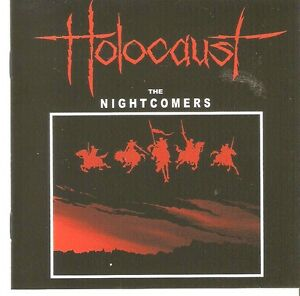 Holocaust-The-Nightcomers-9-Bonus-tracks-CD-2017-NWOBHM-Metallica