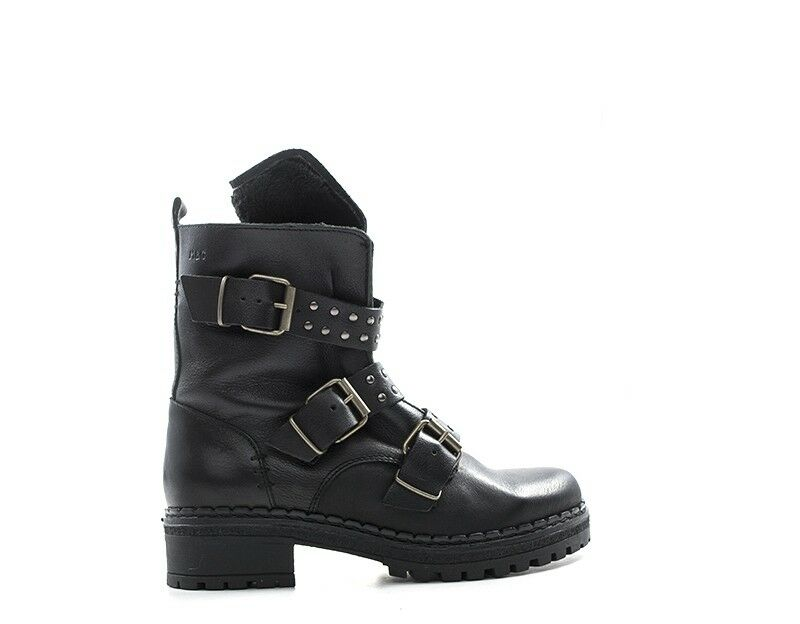 Schuhe MUSSE PU E CLOUD Frau NERO PU MUSSE HOUSTON-NE 609910