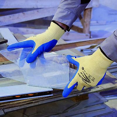 Cofra Handschuhe Mod. Metal Pro Schnittschutzhandschuh Latex Kevlar Schutz Neu