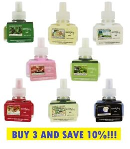 YANKEE-CANDLE-SCENT-PLUG-ELECTRIC-REFILLS-YOU-CHOOSE-FREE-FAST-SHIPPING