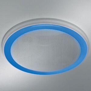 Bathroom Exhaust Fan Led Bluetooth Stereo Speakers Night Light