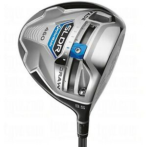 NEW-2014-TaylorMade-Golf-SLDR-Driver-Right-Hand-RH-9-5-Stiff-w-Headcover
