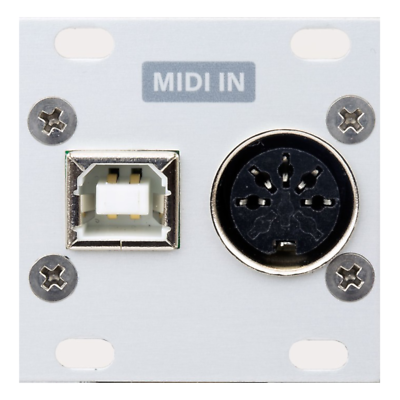 Hartig Intellijel Umidi Jacks 1u Usb And Midi Interface Eurorack Module Goede Reputatie Over De Hele Wereld
