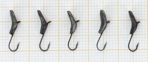 #834 Best quality GALVANIC tungsten ICE JIGS from SHARK,Hook size#16,Jig size 3