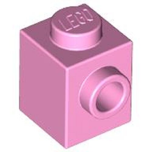 New Lego Brick 1 x 1 with Stud on 1 Side 87087 - Choice of Colour /& Quantity