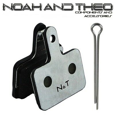 N/&T RST D Power GIANT MPH ROOT TRP Spyre SLC Semi Metallic Disc Brake Pads