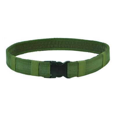 """1.5"""" Tactical Utility Gurtband Nylon Outdoor Militärgürtel Bund Belt Gürtelbund Ausreichende Versorgung"""