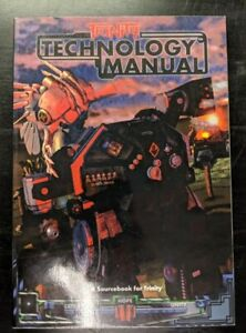 1x-Trinity-Technology-Manual-Used-Good-RPG-Other